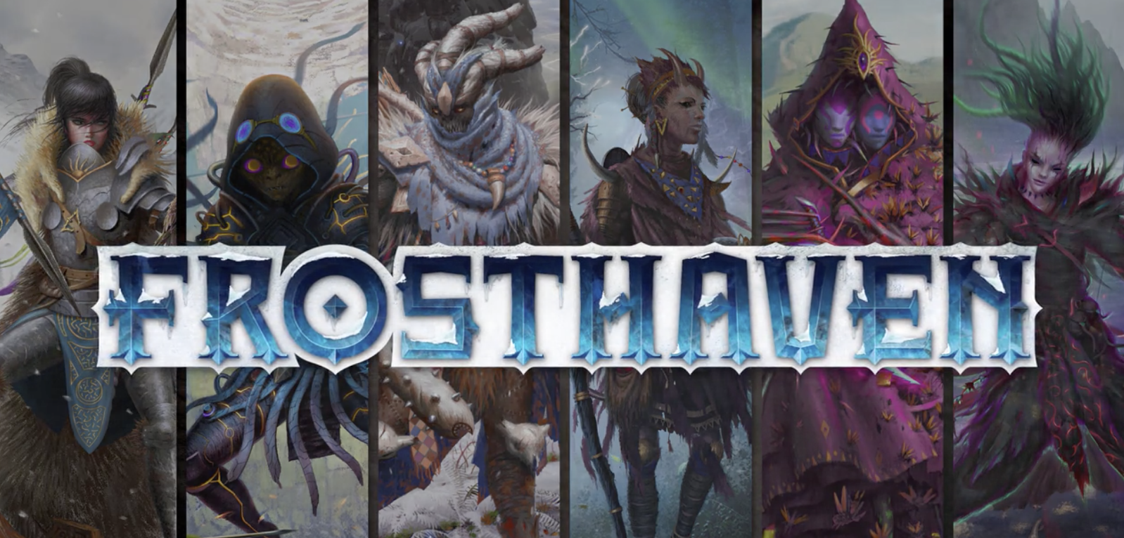 Frosthaven is one of the most successful kickstarter campaigns