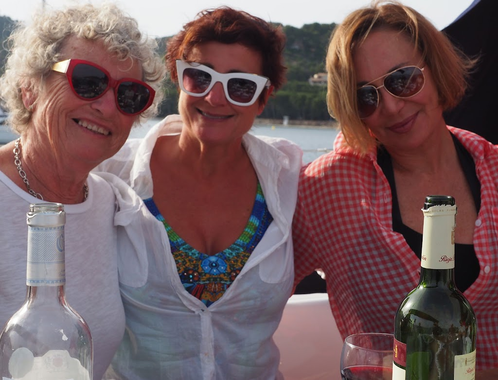 mallorca yacht rally drinks in pollensa