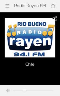 Radio Rayen FM - náhled