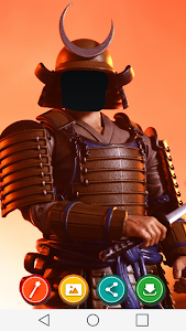Samurai Armor Suit Photo Maker – Android Photography Apps
