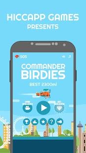 Commander-Birdies