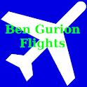 Ben Gurion Flights icon