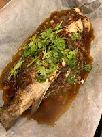 深巷有漁 重慶秘制烤魚
