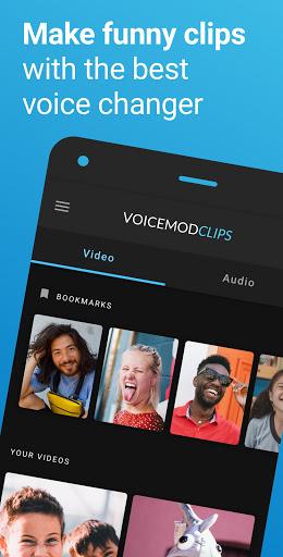 Voicemod Clips screenshot 1