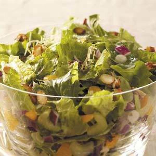 Fall Apple Salad Recipe