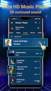 Music Player – 10 Bands Equalizer MP3 Audio Player 1.5.0 MOD + APK + DATA Download 2