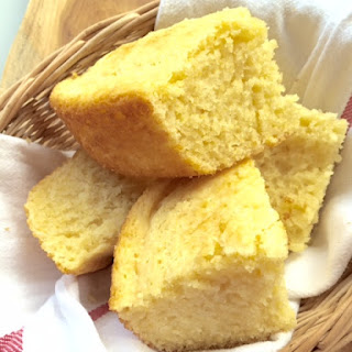 Corn Bread With Corn Flour Recipes.