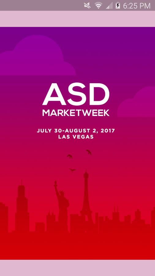 ASD Market Week Events- screenshot