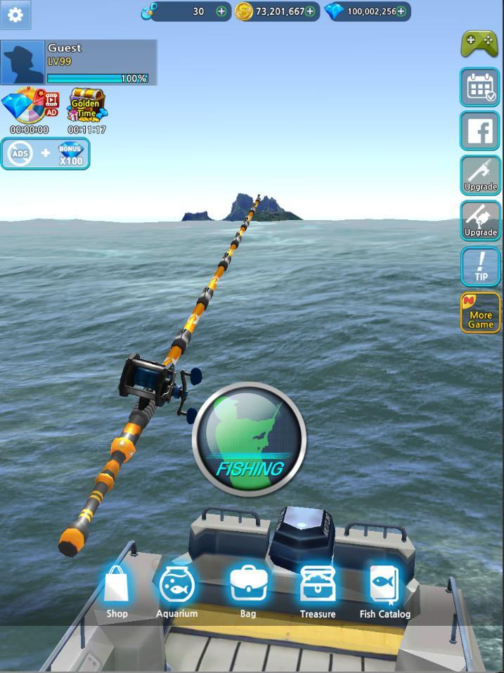 Monster Fishing 2019 Screenshot 10