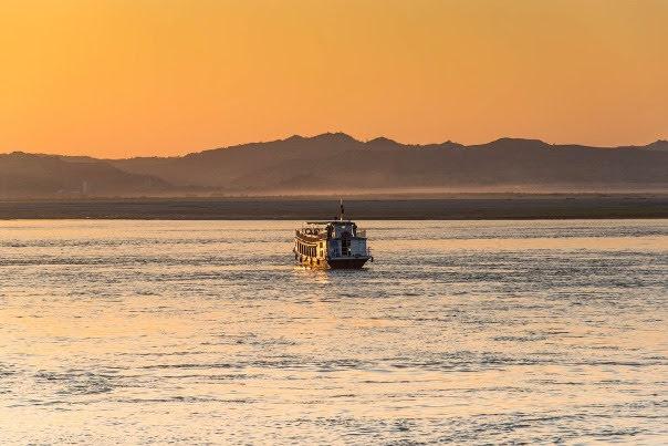 Bagan Boat Trip