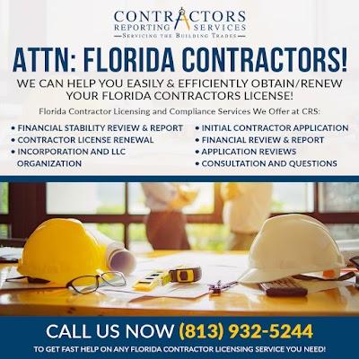General Contractors License