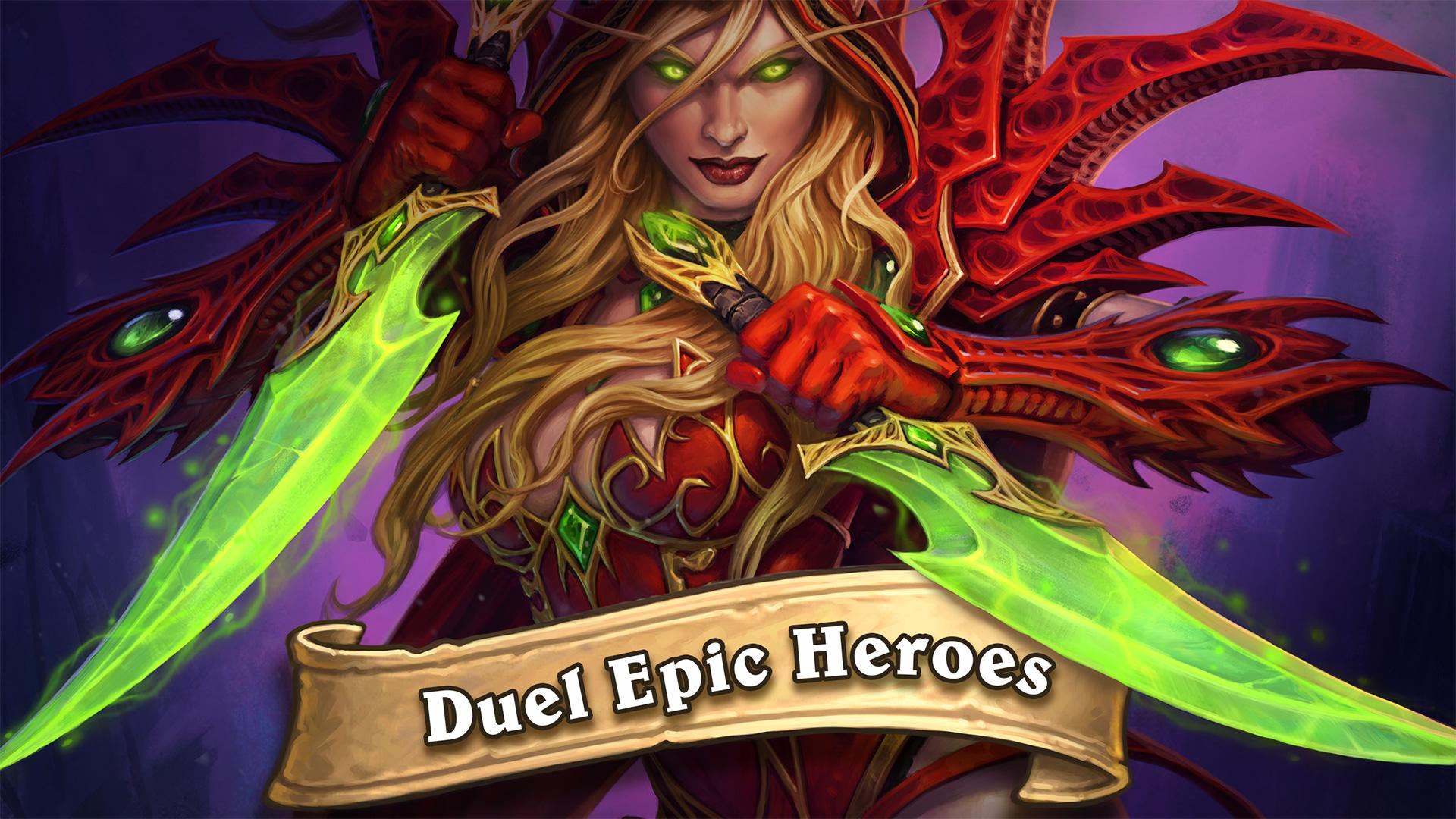 Hearthstone Heroes of Warcraft screenshot #4