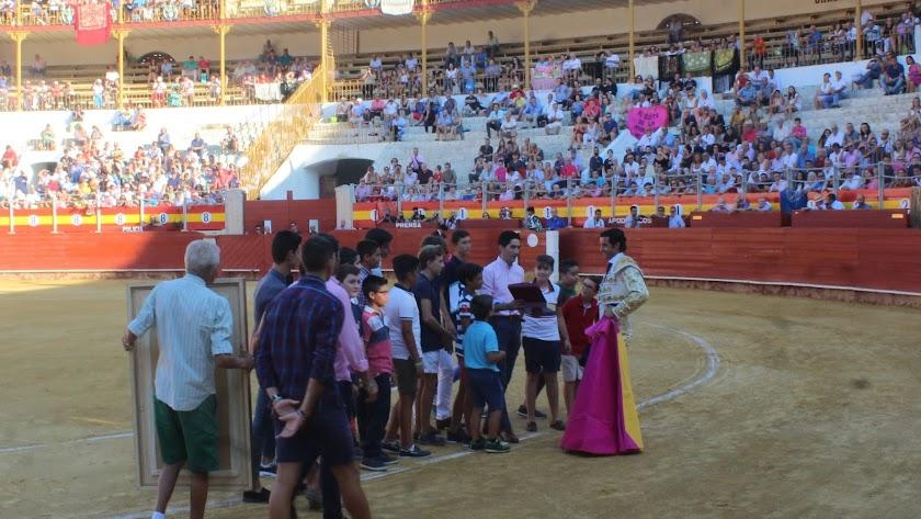 Con el Pregón Taurino se inicia la Feria Taurina de la Virgen del Mar