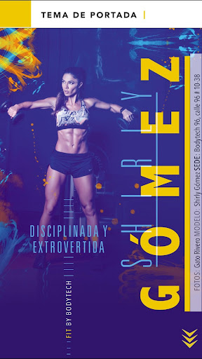 Revista Fit - screenshot