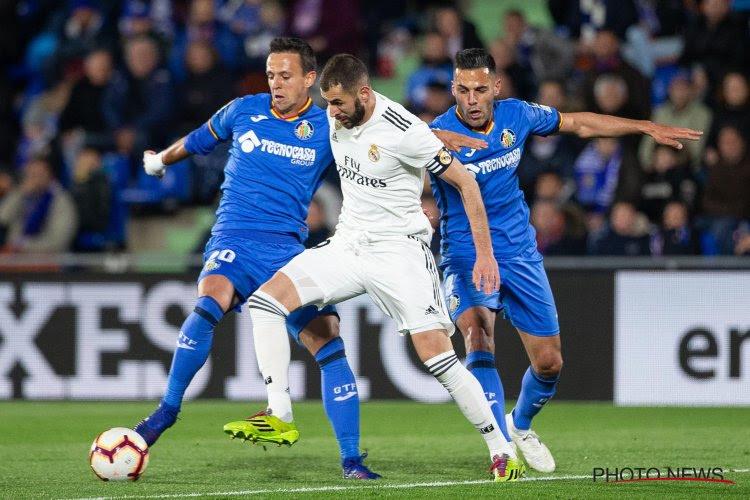 🎥 Liga: Avec Courtois titulaire, le Real chute au Rayo Vallecano