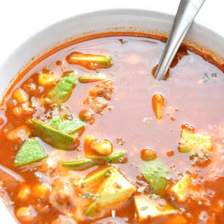 Turkey Taco Soup.