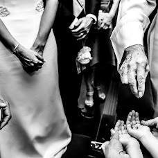 Свадебный фотограф Alberto Sagrado (sagrado). Фотография от 19.04.2018