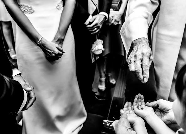 Wedding photographer Alberto Sagrado (sagrado). Photo of 19.04.2018