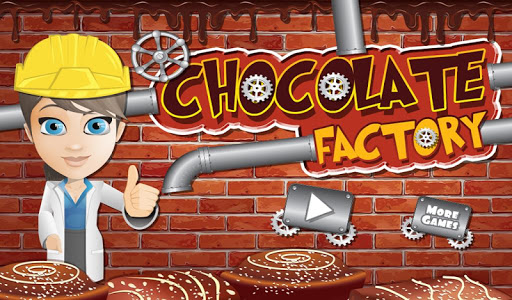 공장 초콜릿 메이커 아이|玩休閒App免費|玩APPs
