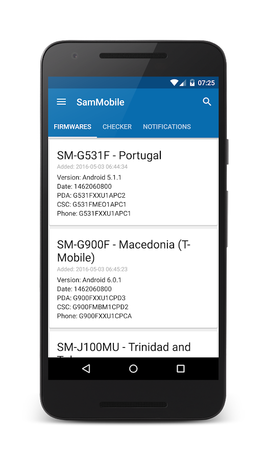 SamMobile- screenshot
