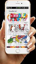 Doodle Art Design - screenshot thumbnail 01
