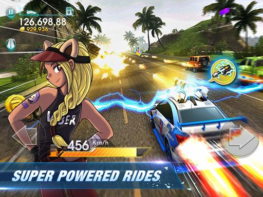 Viber Infinite Racer screenshot 9