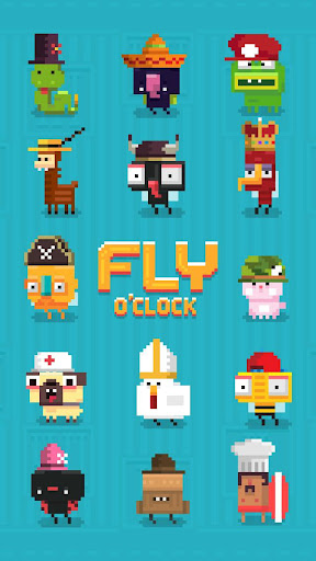 Fly O'Clock Endless Jumper 03