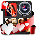 Best Love Photo Collage With Lovely Frames icon