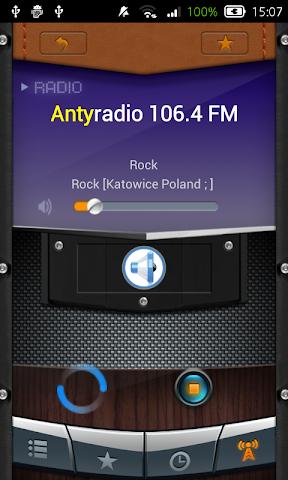 android Radio Poland Screenshot 0