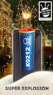 Bang Mega Petard Christmas Joke - náhled