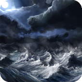 Storm Sea Live Wallpaper