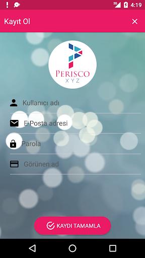 Perisco Bilgi Yarışması (Beta) screenshot 1