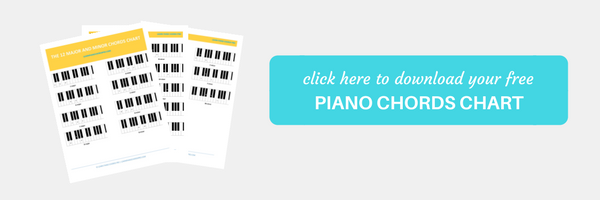 3 Ways To Use Piano Chords For Beginners Piano Chords For Beginners