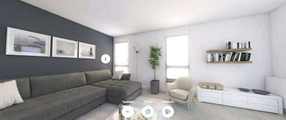Vente appartement 4 pièces 77,9 m2