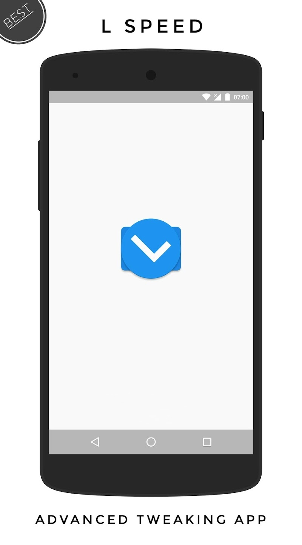 L Speed (Boost&Battery) [ROOT] Screenshot 0