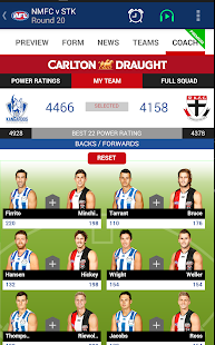 AFL Live Official App- screenshot thumbnail