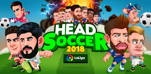 Head Soccer La Liga 2018 for PC