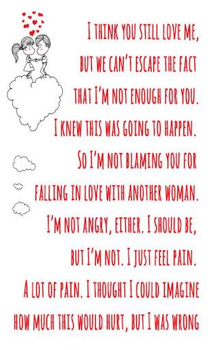 Love Quotes – romantic phrases
