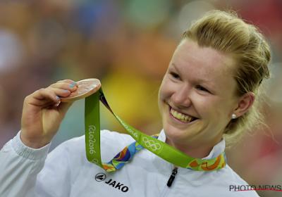 """Bronzen Jolien D'hoore: """"Dit was mijn laatste Olympische omnium"""""""