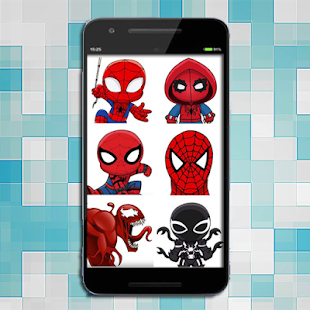 Download How To Draw Spiderman Homecoming For PC Windows and Mac apk screenshot 15