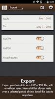 Screenshot of Schedule Planner Classic Pro