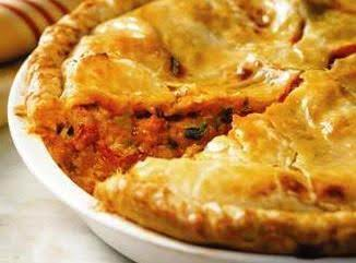 Louisiana Crawfish Pie Recipe