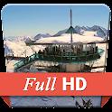 Drone Snowboard HD Live WP icon