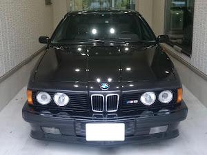 M6 E24 88年式 D車のカスタム事例画像 とありくさんの2019年04月09日11:46の投稿