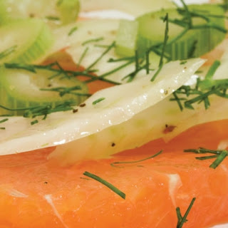 Cara Cara Orange Fennel Salad