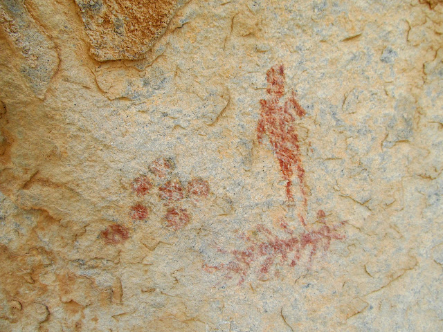 Right side of the pictograph panel
