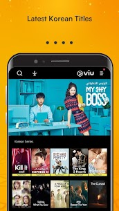 Viu: Arabic, Korean & Hindi Series and Movies (MOD, Premium) v1.0.99 4