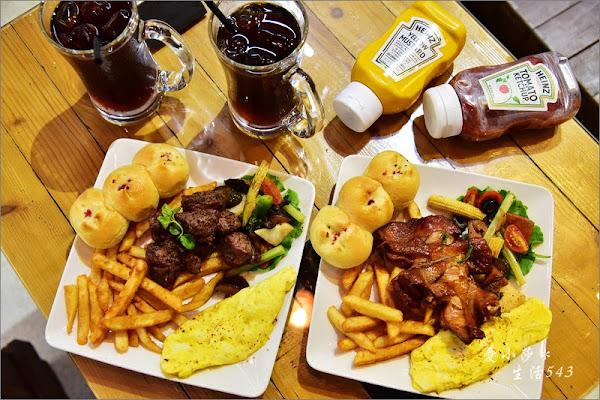 Butter 2 Brunch&cafe 巴特2店@工業風格之人氣超值早午餐!(近美術館)