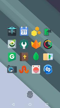 Urmun - Icon Pack- screenshot
