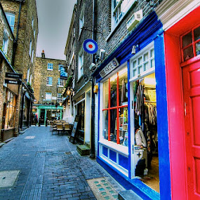 carnaby street london by Mark West - City,  Street & Park  Historic Districts